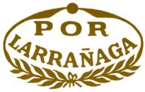 Por_Larrañaga_(cigar_logo)